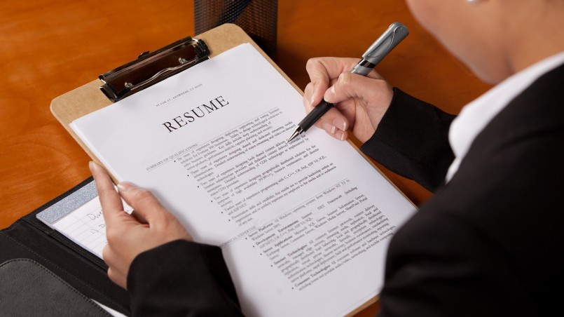 how to make your resume more attractive for overseas employment